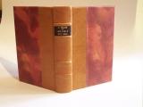 <h5>Les Dieux ont soif</h5><p>De Anatole France Demi-reliure cuir basane Papierflammé In 8. 4 nerfs sautés</p>