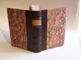 <h5>Lesttres de Gustave Flaubert à George Sand</h5><p>Demi- reliure cuir basane.Papier marbré relieur. 4 nerfs sautés Pièce de titre </p>