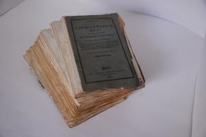 vieux livre à relier