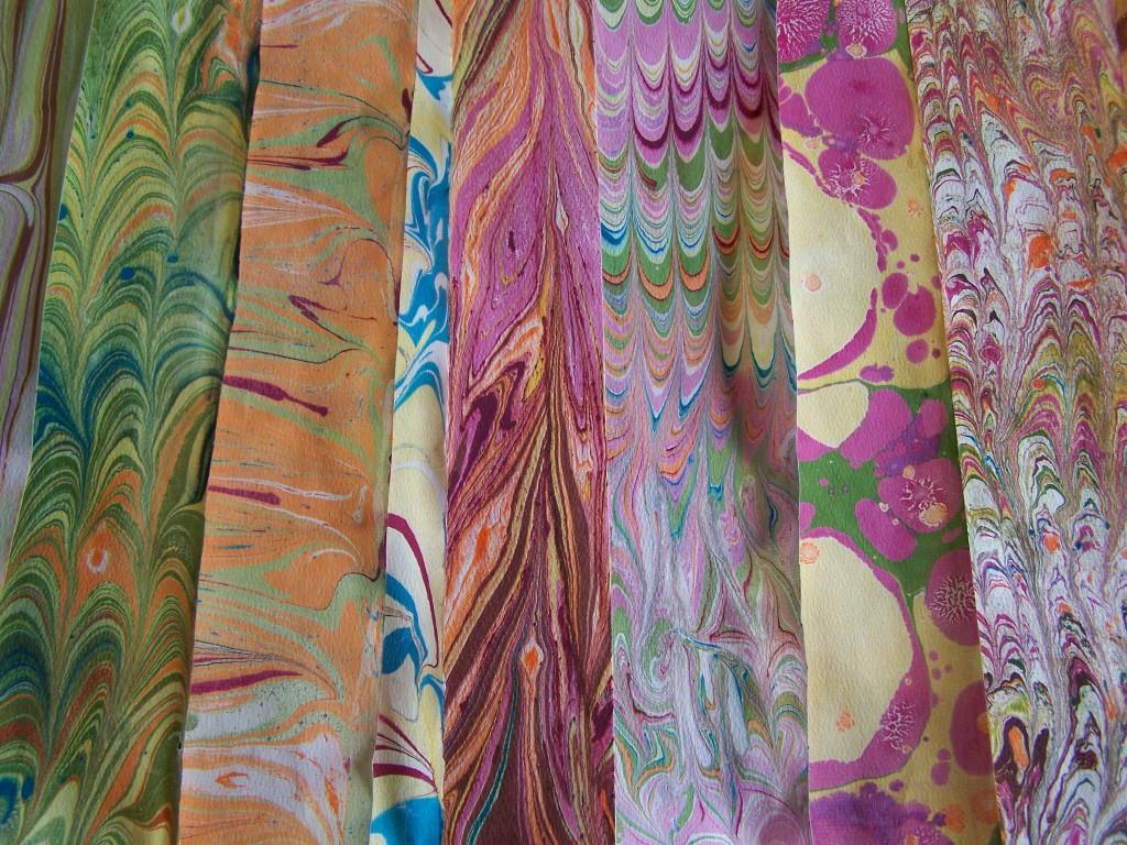 Divers motifs et couleurs...