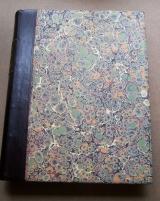<h5>Les Fables de J. De La Fontaine</h5><p>1/2 reliure cuir vert bouteille et papier caillouté.  Grand format (A3)  800 pages</p>