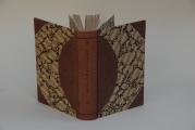<h5>Morceaux choisis</h5><p>De Châteaubriand Toile papier, décor et coins titré au noir de fumée sur dos et plats de couverture. In 12</p>