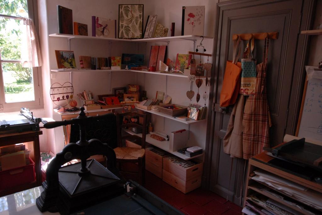 Dans l'Atelier...